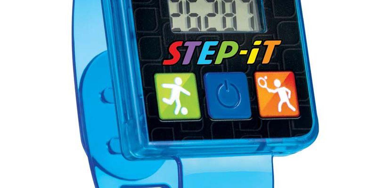 "McDonald's recalls ""Step-iT"" Activity Wristbands"