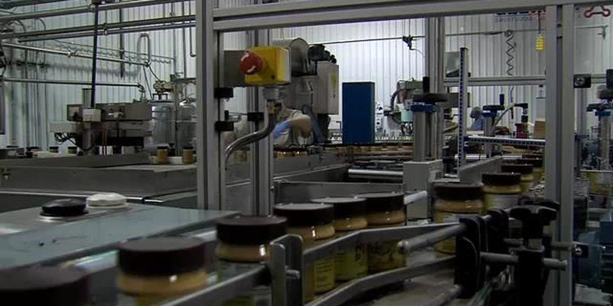 North Carolina company buying NM peanut plant