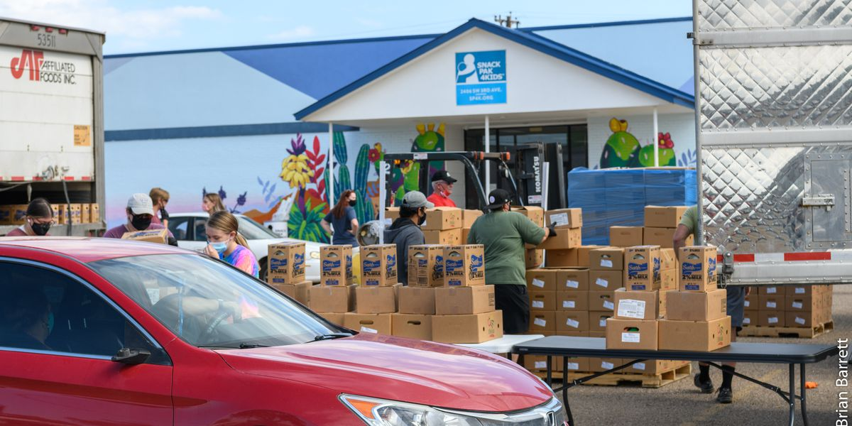 Snack Pak 4 Kids surpasses $1 million in food donations