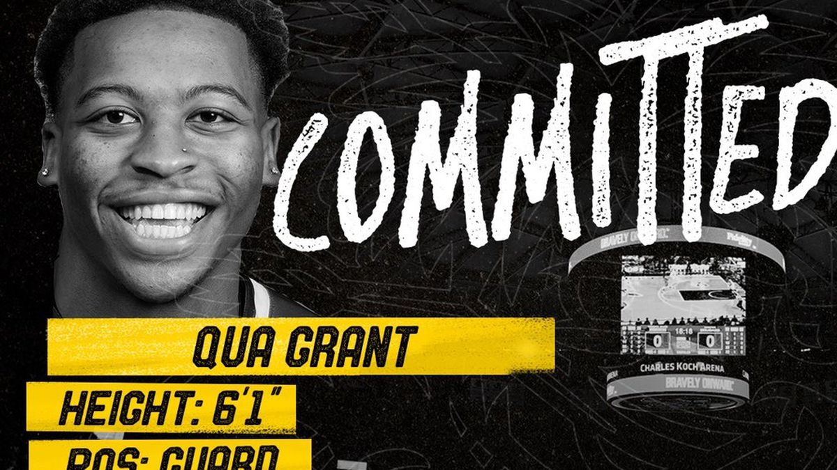 Qua Grant leaves West Texas A&M for Wichita State Shockers
