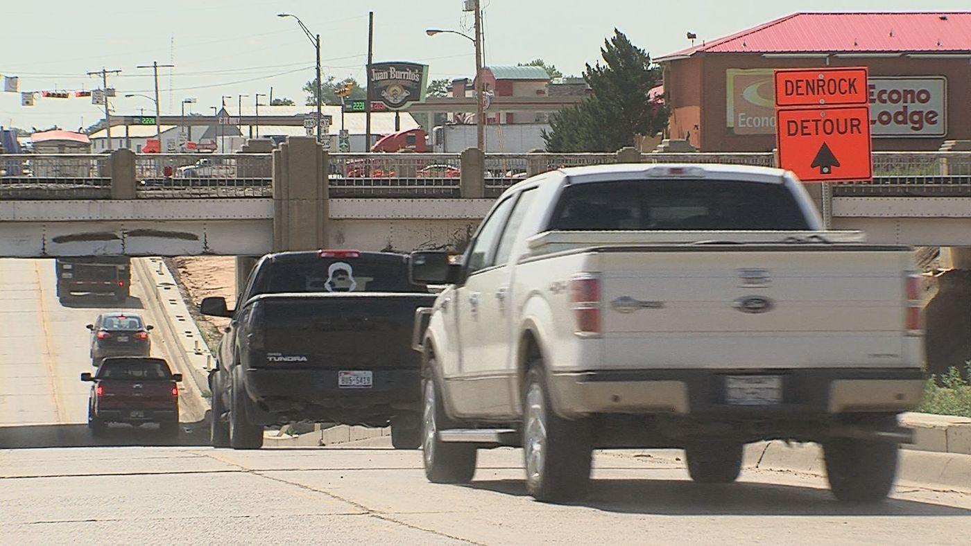 Dalhart Prepares For Traffic Nightmare