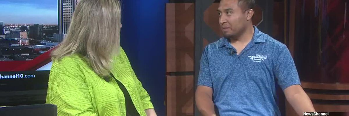 INTERVIEW - David Meraz talks about the Boots vs Badges softball game