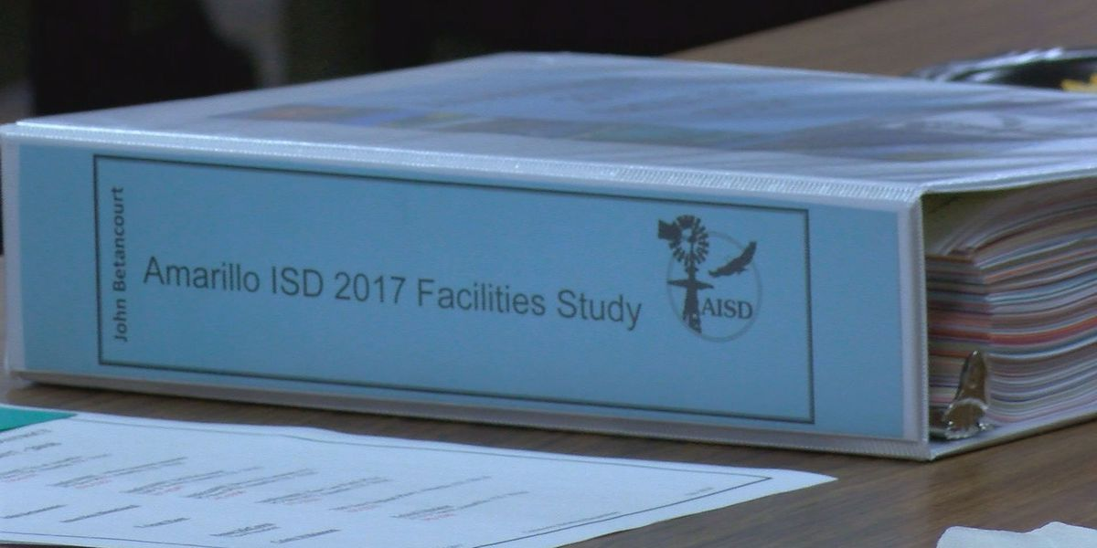 Amarillo ISD looks to bond election for campus renovations