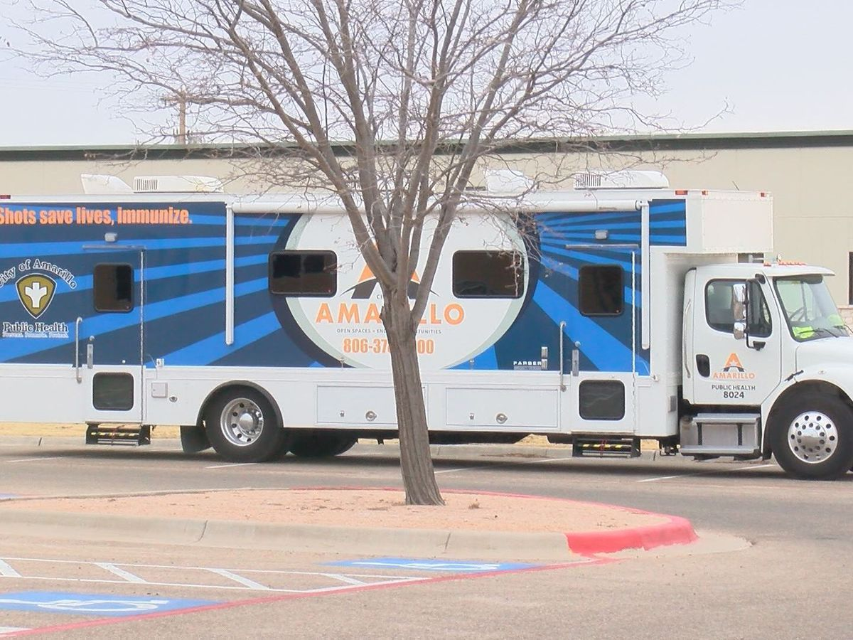 City to host mobile health clinic in SW Amarillo this Thursday