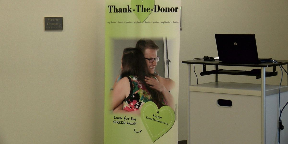 Thank The Donor gives patients a new way to participate in their health care