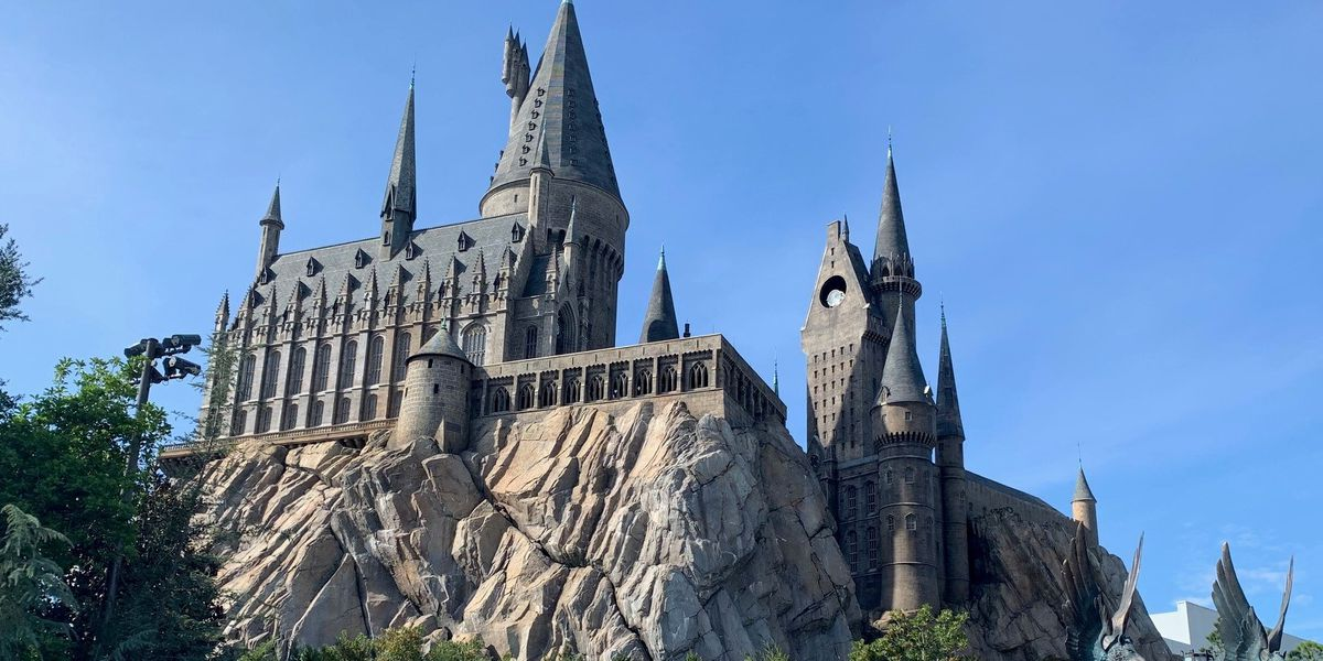 A castle in Kentucky is throwing a party for Harry Potter's birthday
