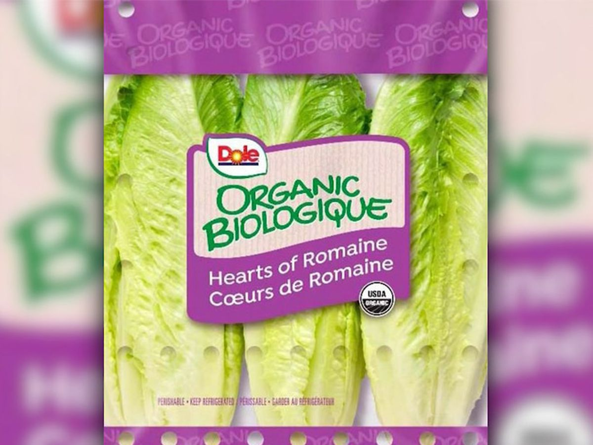 Some romaine hearts recalled in 15 states because of E. coli concerns