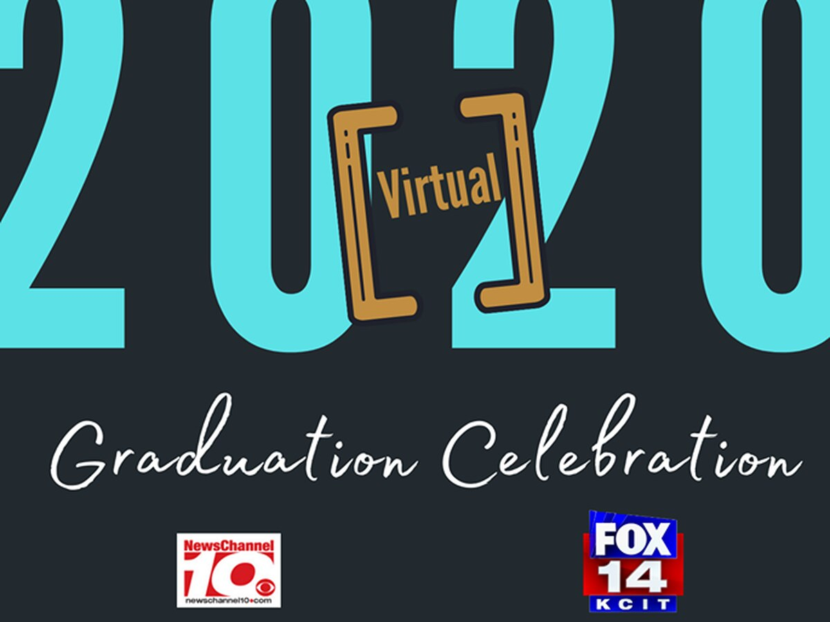 Watch local high school and college graduations on NewsChannel 10 this weekend