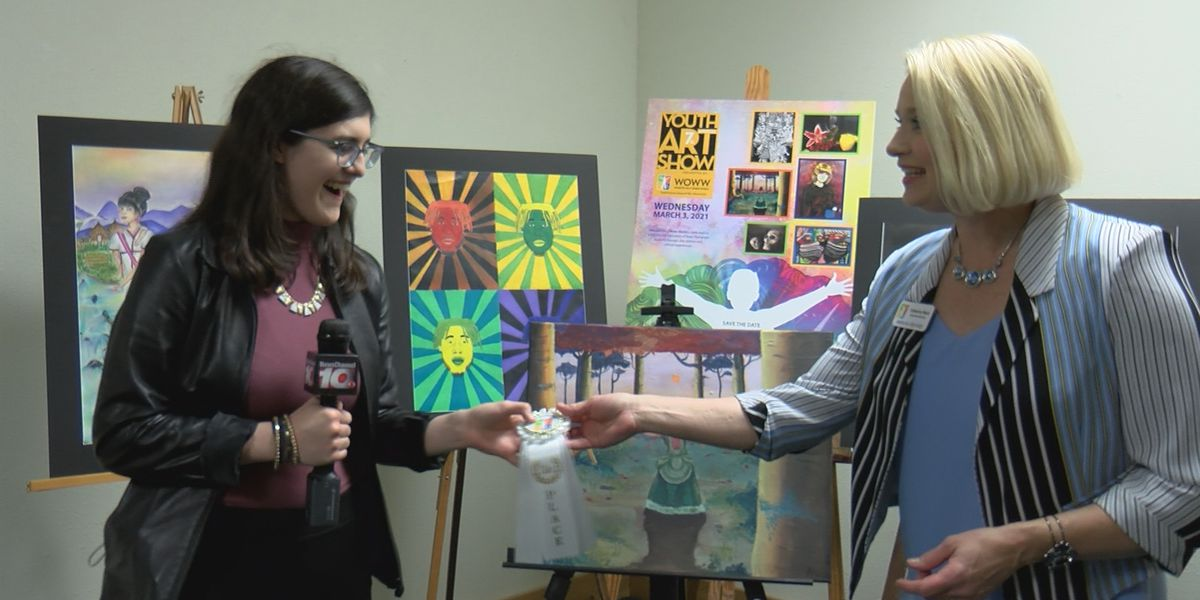 Window on a Wider World hosts 7th annual student art show