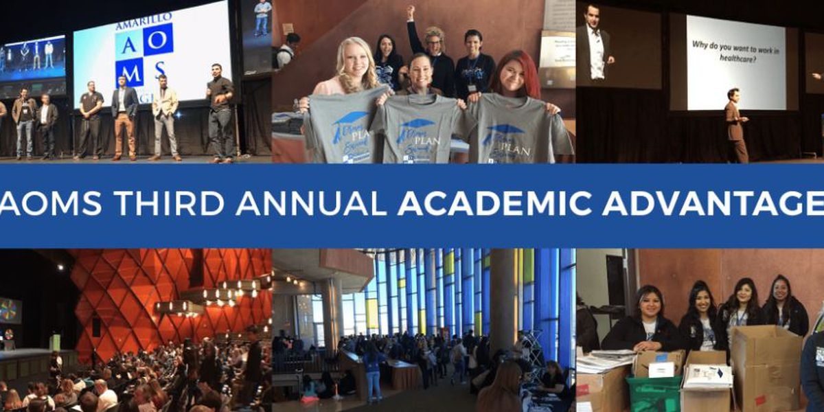 AOMS to host academic advantage event