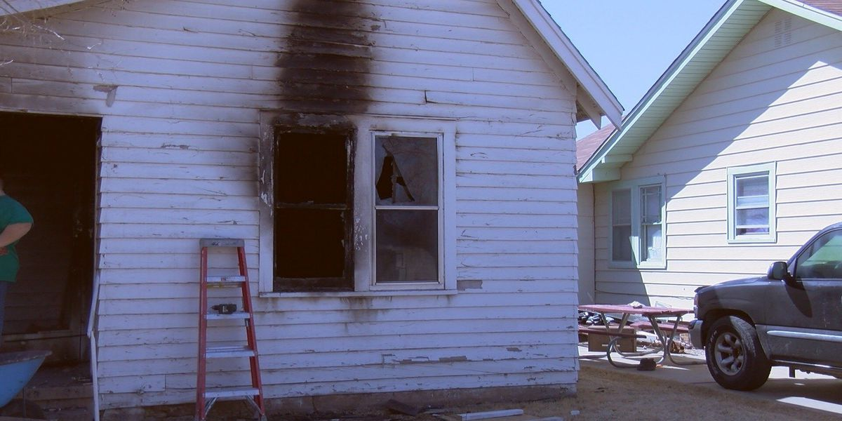 Pampa man survives fire in home without working smoke detector