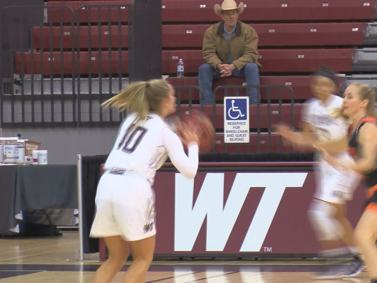 Buffs, Lady Buffs defend home court against UTPB
