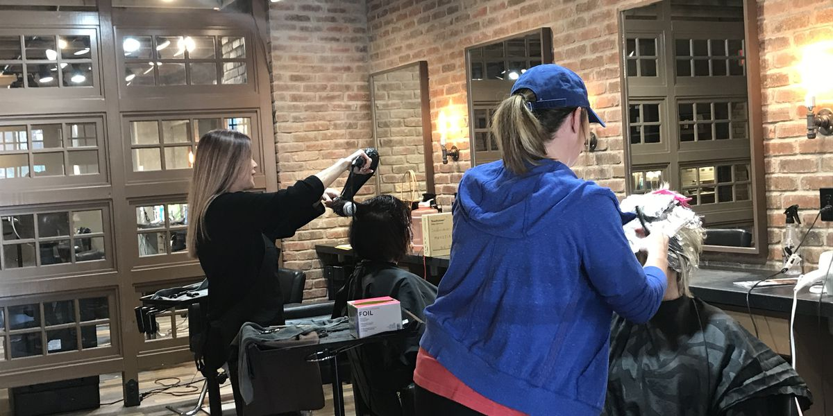 Proposed bill wants hair stylist's chair to be the new front against domestic violence