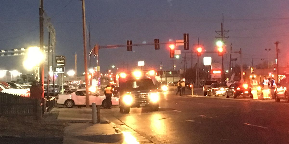 One man dead after multi-vehicle accident at 45th & Georgia
