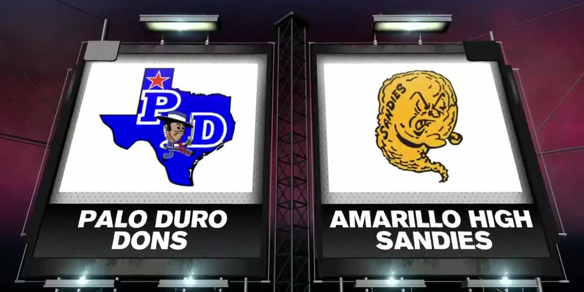 Volleyball Highlights: Palo Duro vs. Amarillo High
