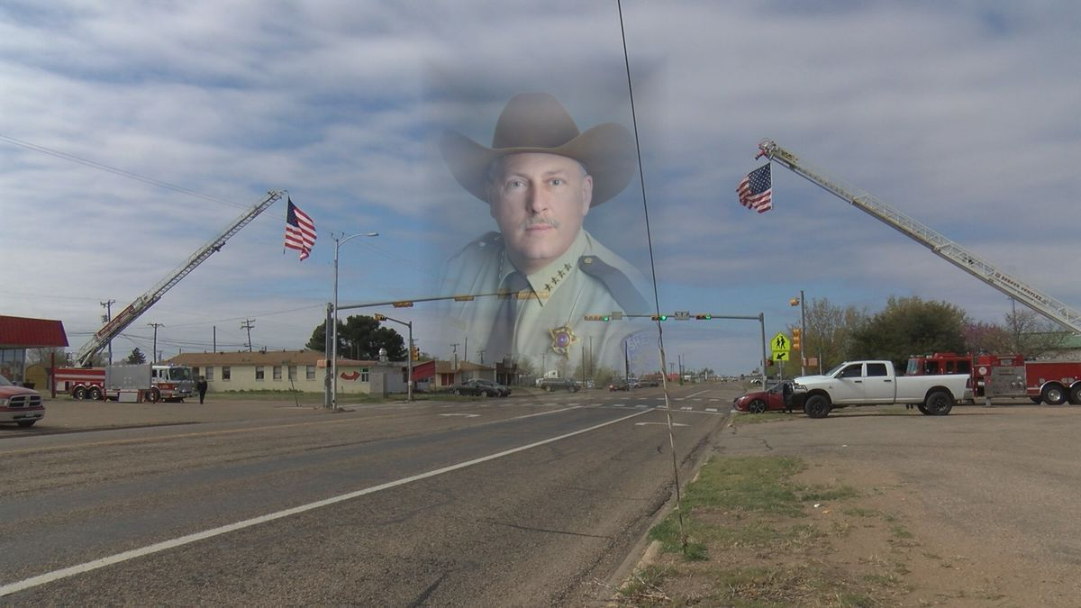 """""""There was no stopping him"""": Remembering Hutchinson County Sheriff Kirk Coker"""