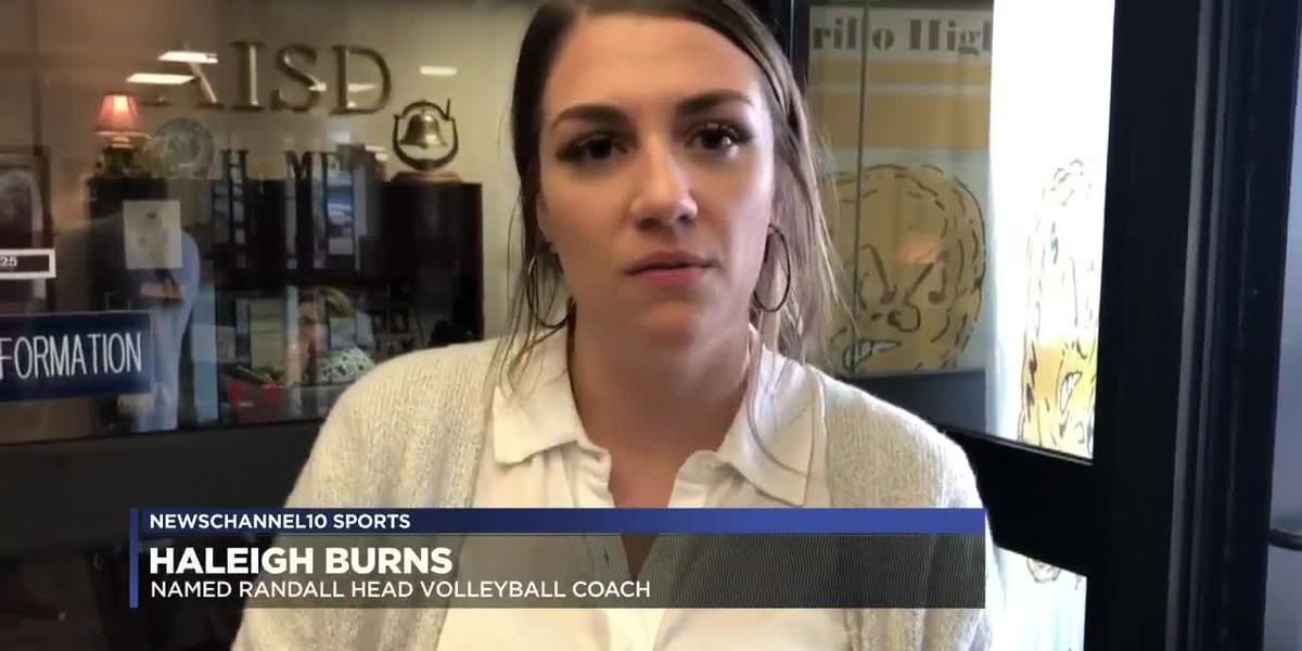 Haleigh Burns takes over Randall High Volleyball