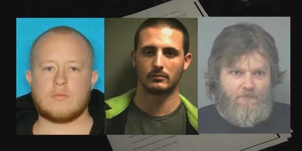 3 get prison over December armored car robbery in Amarillo