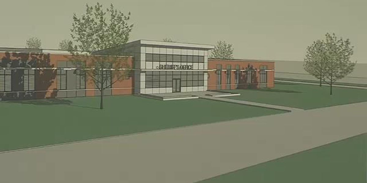 Potter County Sheriff's Department to build $21.5 million dollar facility