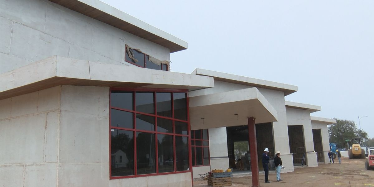 $3.4 million project new fire station, number 5 under budget and ahead of schedule