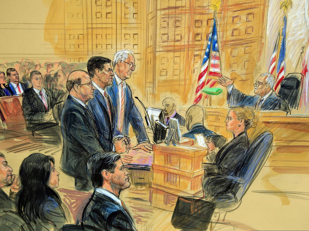 In the courtroom: Judge lambastes Flynn, delays sentencing
