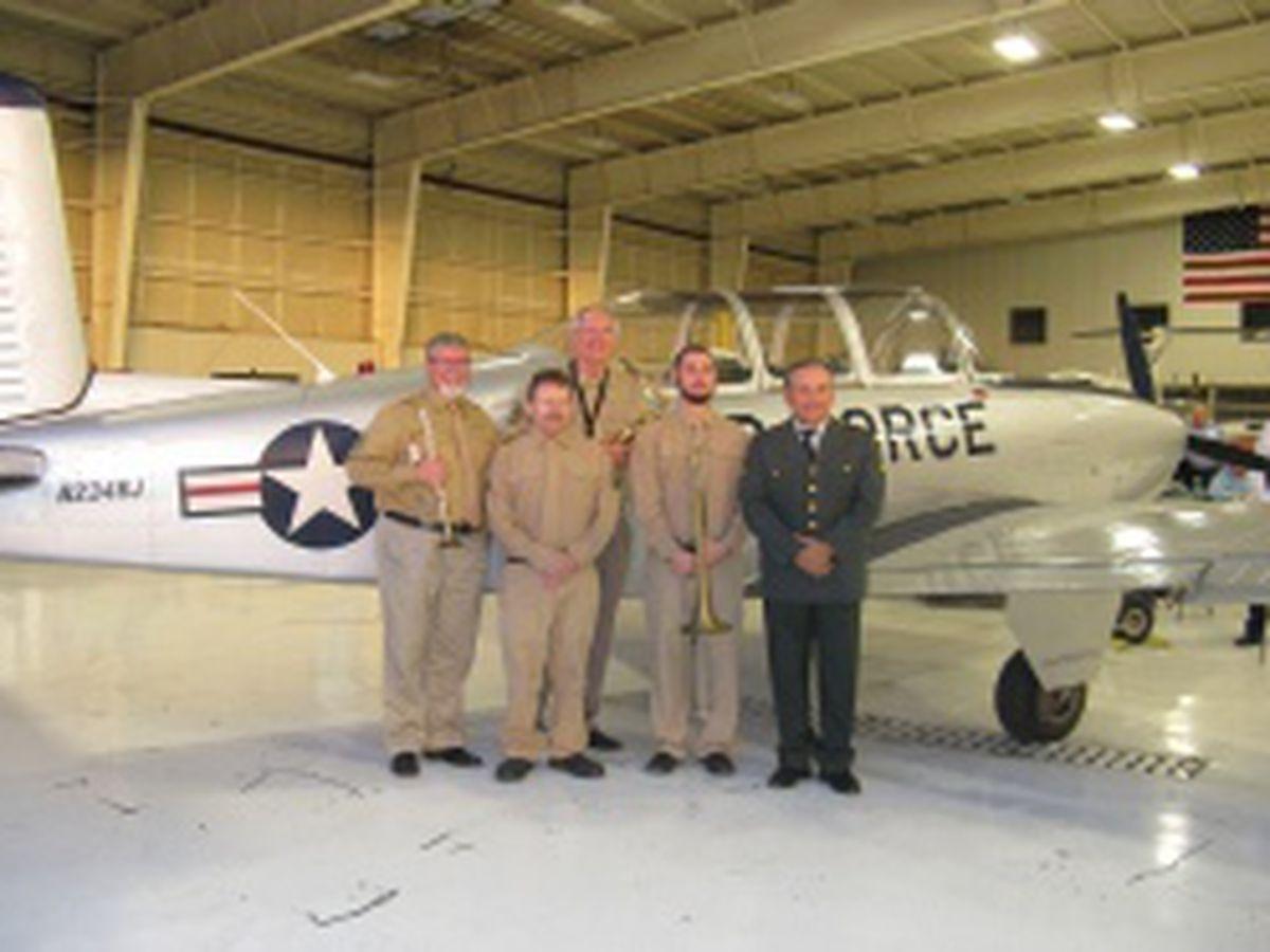 Texas Air and Space Museum to host Tribute to Greatest Generation