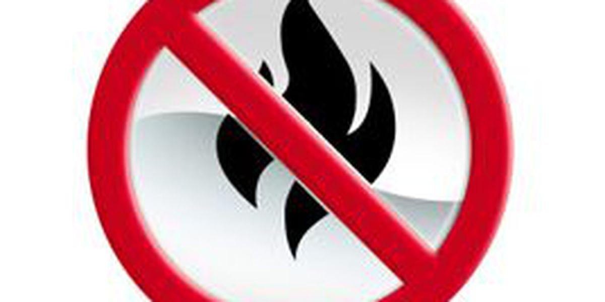 Randall County burn ban