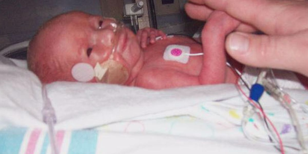 From NICU to now: Abigail's Army marches for babies