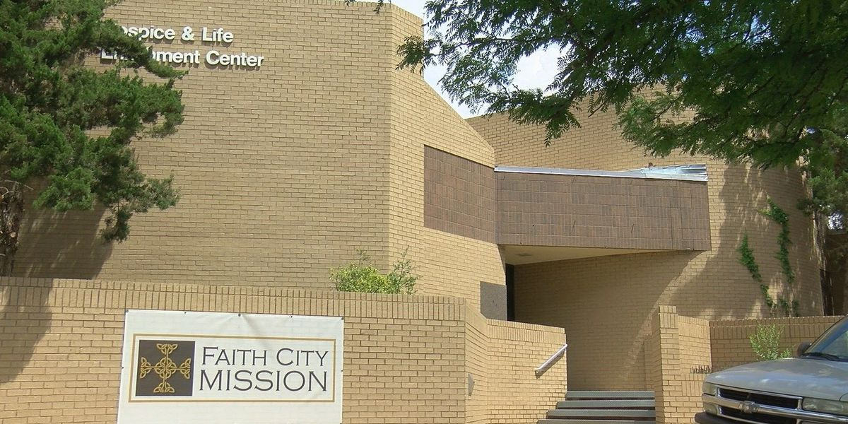 On a mission: Faith City Mission gives new purpose to former hospice building