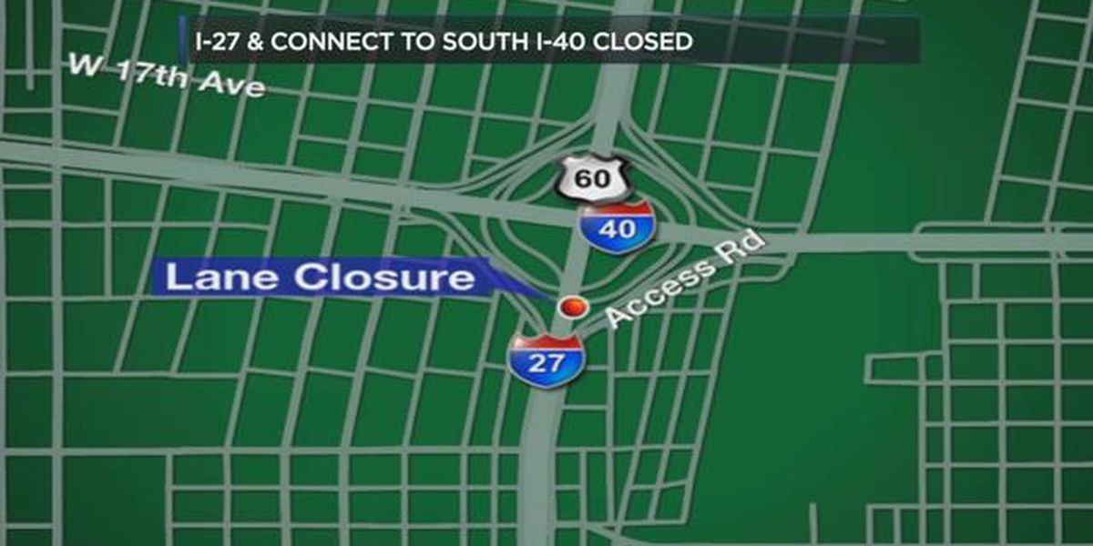 Road closures could cause you some delays