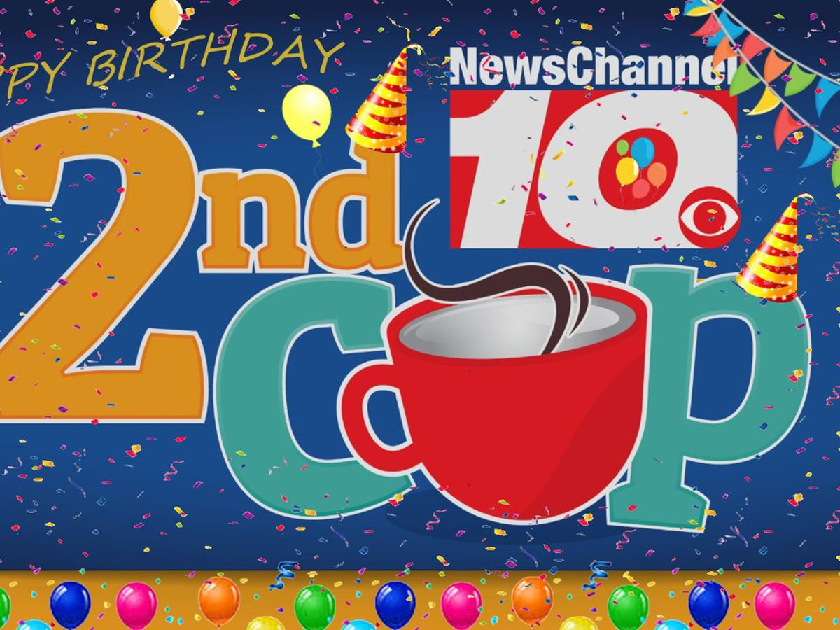 Celebrate with us: 2nd Cup turns 1 today
