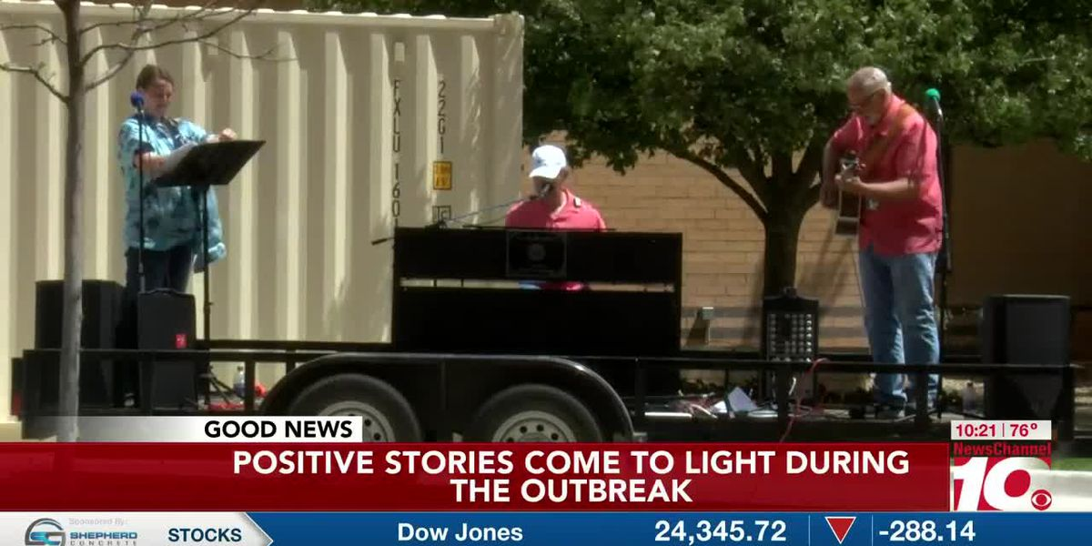 VIDEO: Positive stories come to light during coronavirus outbreak