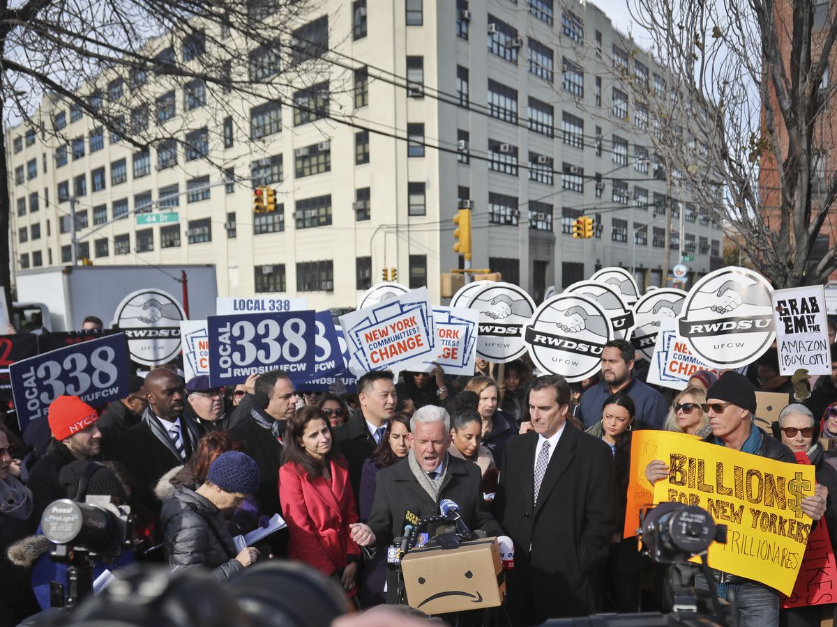Incentives to Amazon could top $2.8 billion in NYC