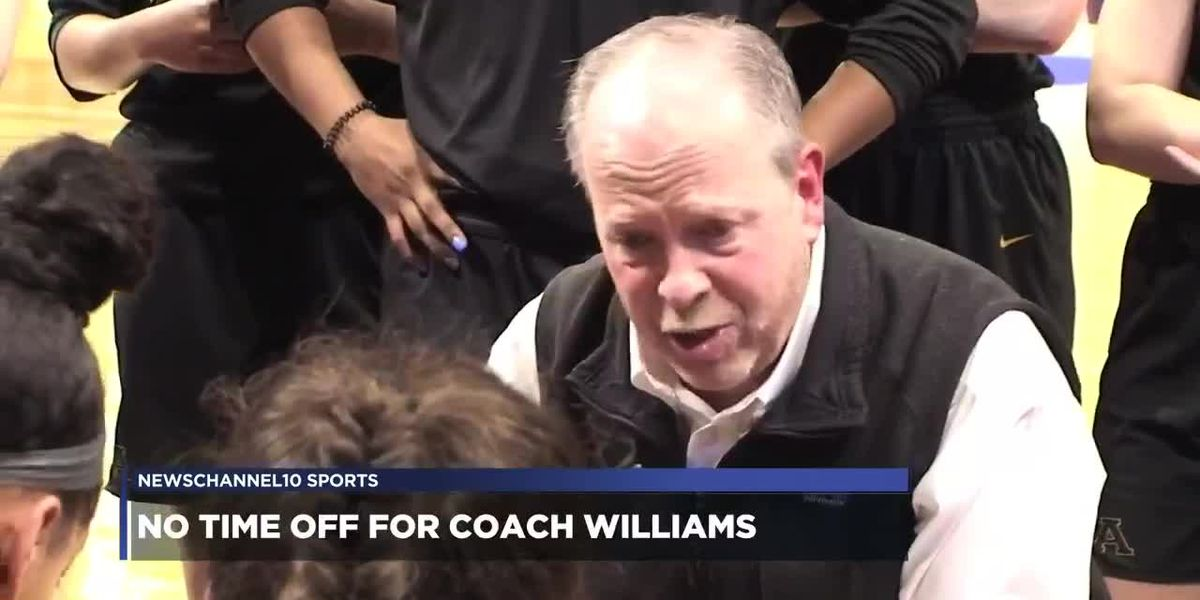 No time off for Amarillo's Jeff Williams