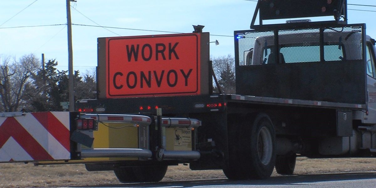 Drivers may notice traffic delays as construction continues along I-27