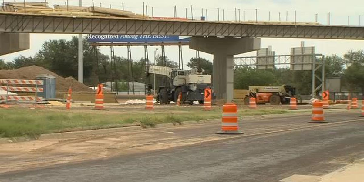 I-40/I-27 Interchange construction may cause delays on your commute