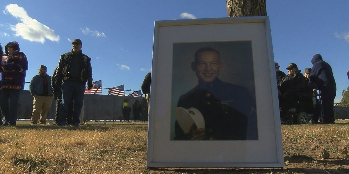 Amarillo Hero remembered at The Wall that Heals