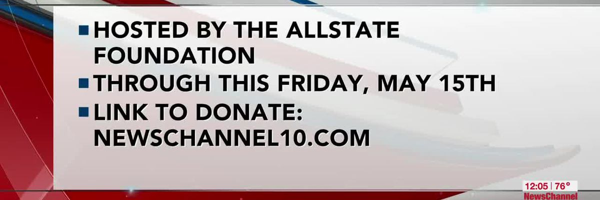 VIDEO: Allstate hosting a virtual donation drive to benefit High Plains Food Bank
