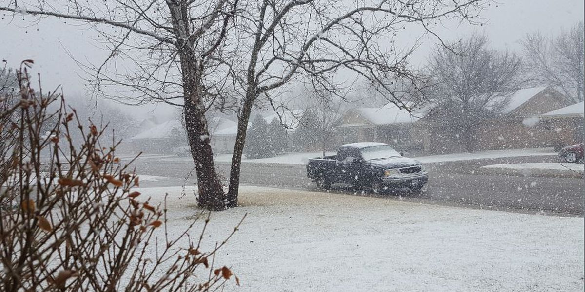 Amarillo probably won't have a White Christmas this year and here's why
