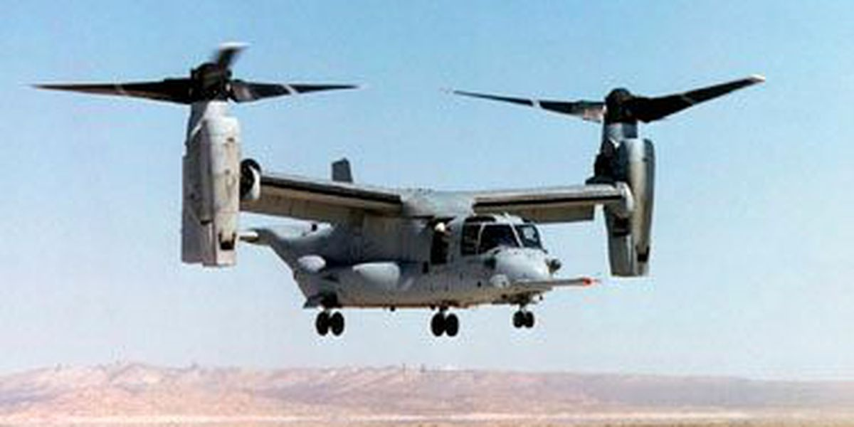 Bell Helicopter secures $81 million contract for CV-22 engineering support