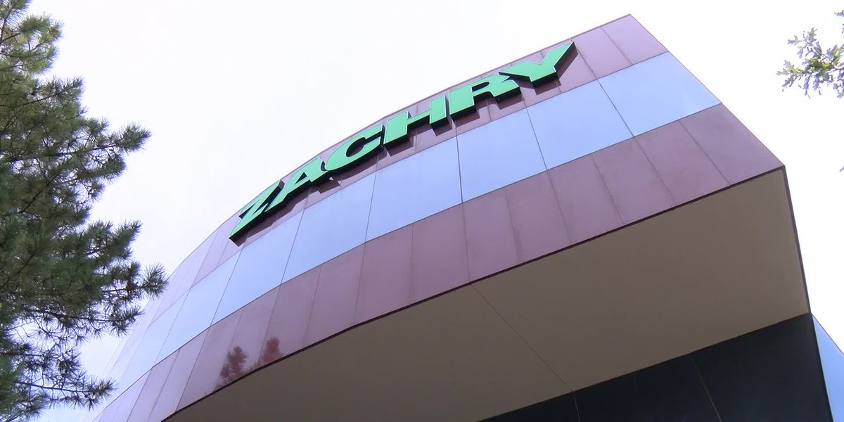 Zachry building in Amarillo opening to new tenants for the first time