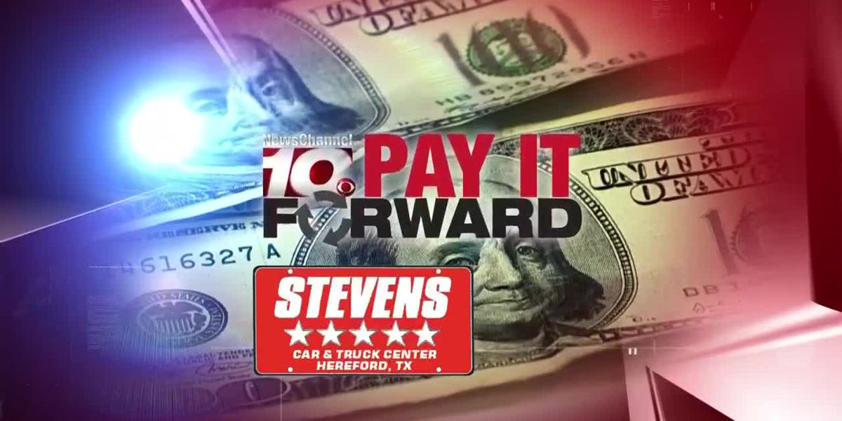KFDA's Pay it Forward from Hereford