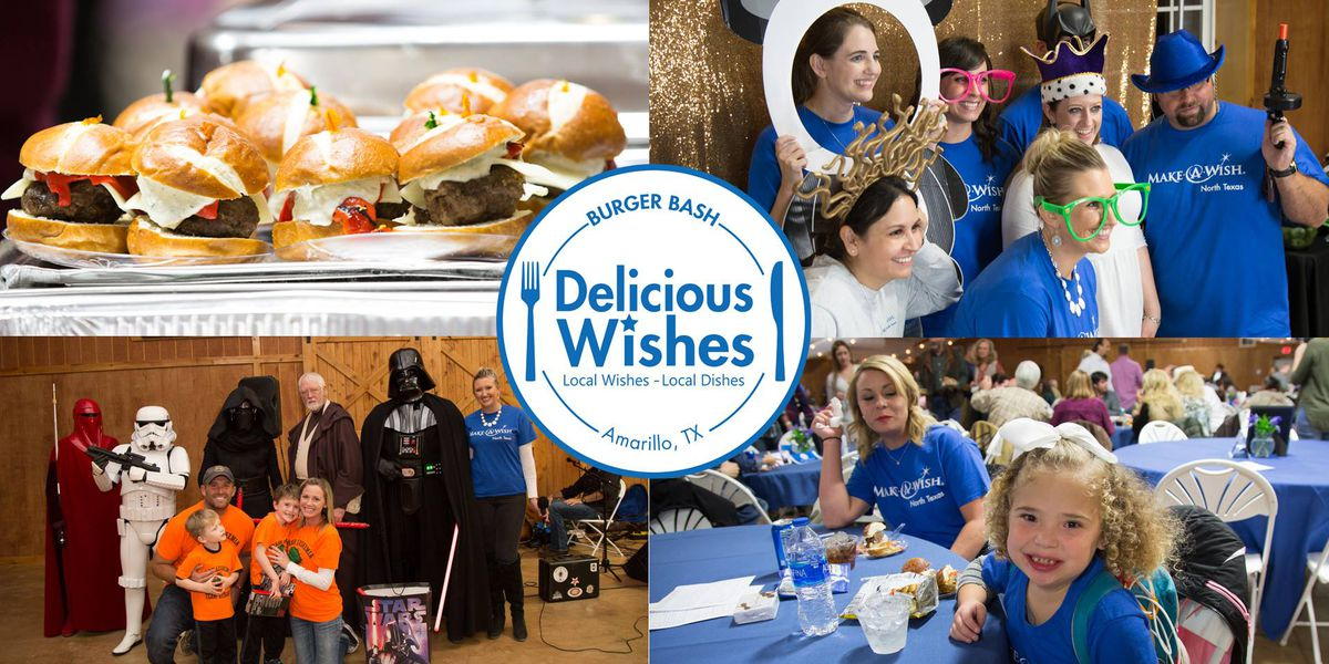 Make-A-Wish fires up the grill to grant wishes
