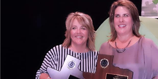 Potter County clerk recognized as 2018-2019 County Clerk of the Year