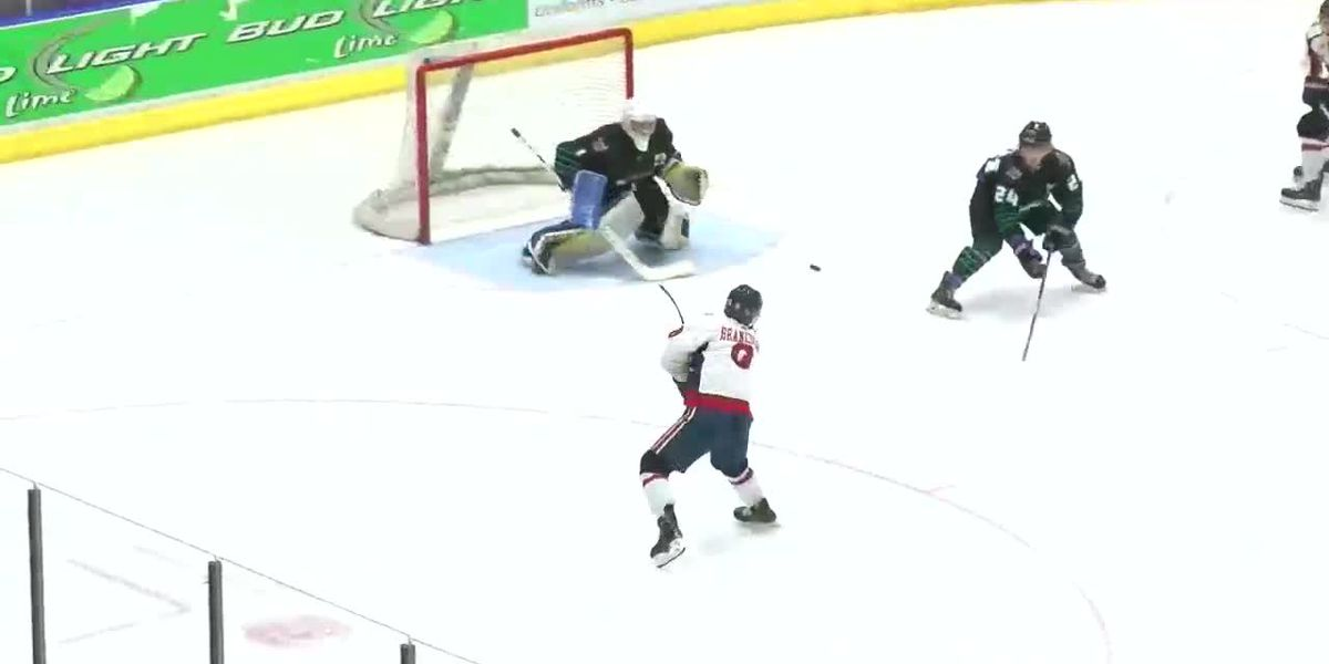 Bulls shut-out Mudbugs in Game 5, will head to Minnesota for final four