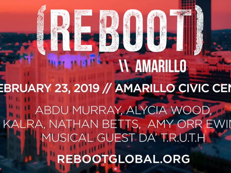 International ministry team to bring REBOOT youth event to Amarillo