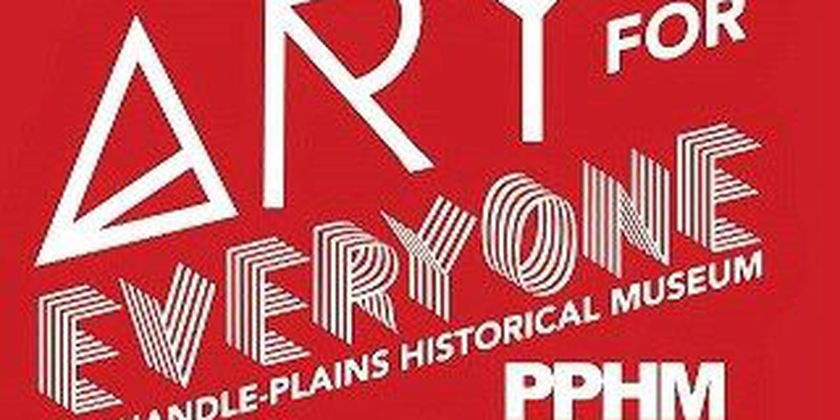 Art for Everyone initiative at the Panhandle Plains Historical Museum