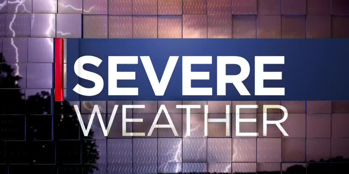 FIRST ALERT: Doppler Dave has a severe weather update @ 4:20 p.m.