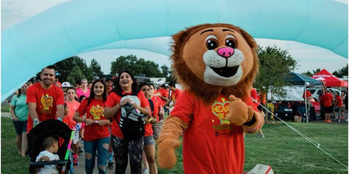 Heart Glo Family Walk and Run happening this weekend