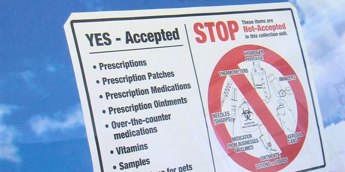Drug depositories proving to be a success in Amarillo, but concerns remain